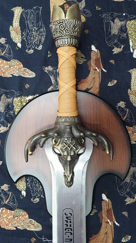 Conan the Barbarian Movie Inspired Conan's Father's Sword Replica