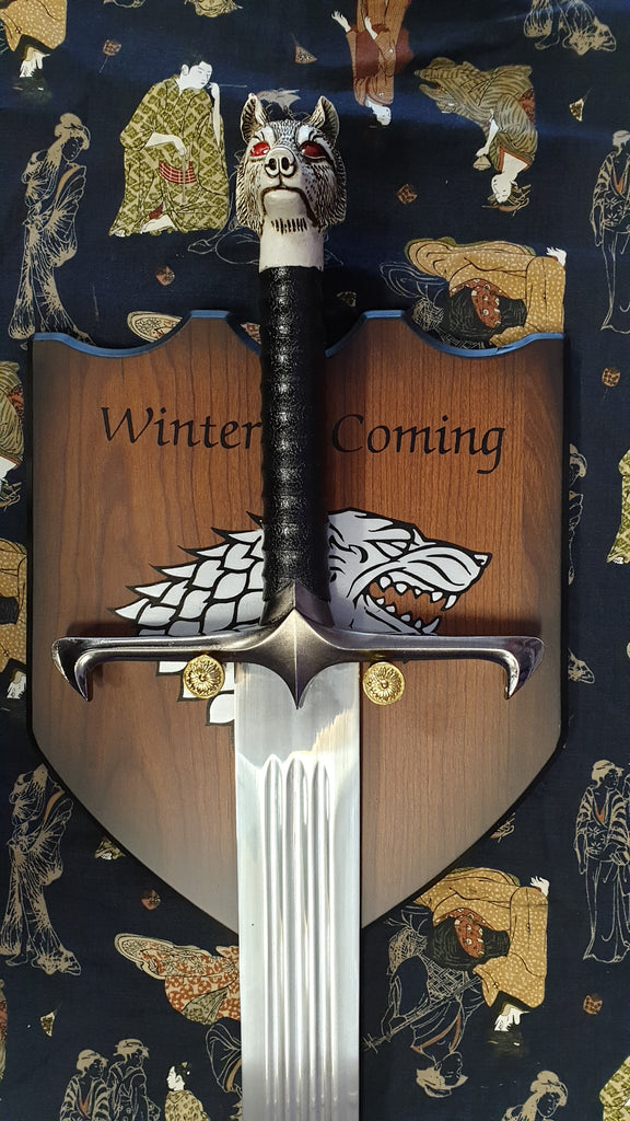 Game of Thrones Longclaw Sword of Jon Snow Inspired Knightly Sword Version 1