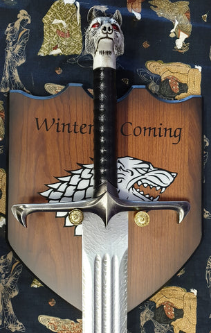 Game of Thrones Longclaw Sword of Jon Snow Inspired Knightly Sword Version 2