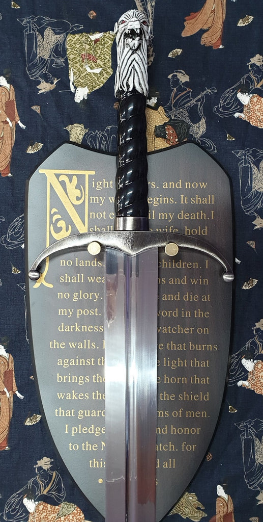 Game of Thrones Longclaw Sword of Jon Snow Inspired Knightly Sword Version 3