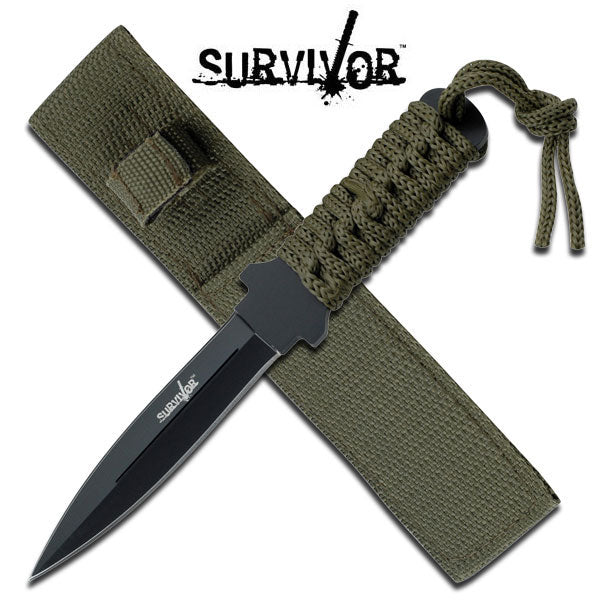 Miniature Version of Special Forces Survival Dagger Knife Letter Opener