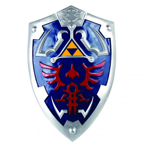 Legend of Zelda Twilight Princes Hylian Shield Triforce