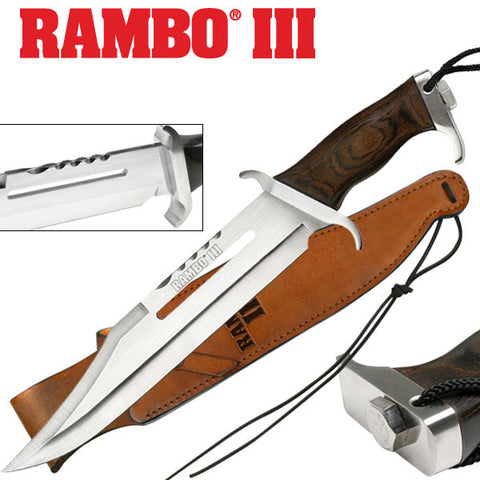 Rambo III Official Replica Signature Edition