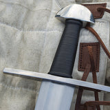 Tinker Norman Sword, Sharp
