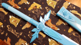 Sword Art Online SAO Eugeo Blue Rose Sword Carbon Steel Blade