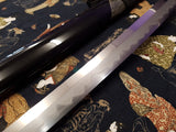 Tamahagane Steel Dragon Katana Japanese Samurai Clay Tempered Sword