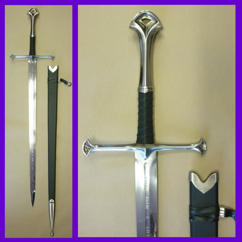 LOTR Replica Anduril with Scabbard