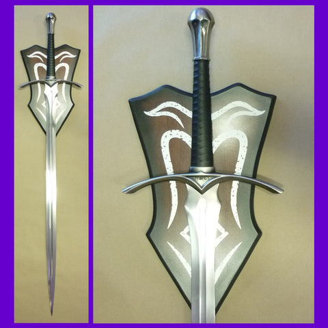 LOTR Replica Gandalf's Sword Glamdring