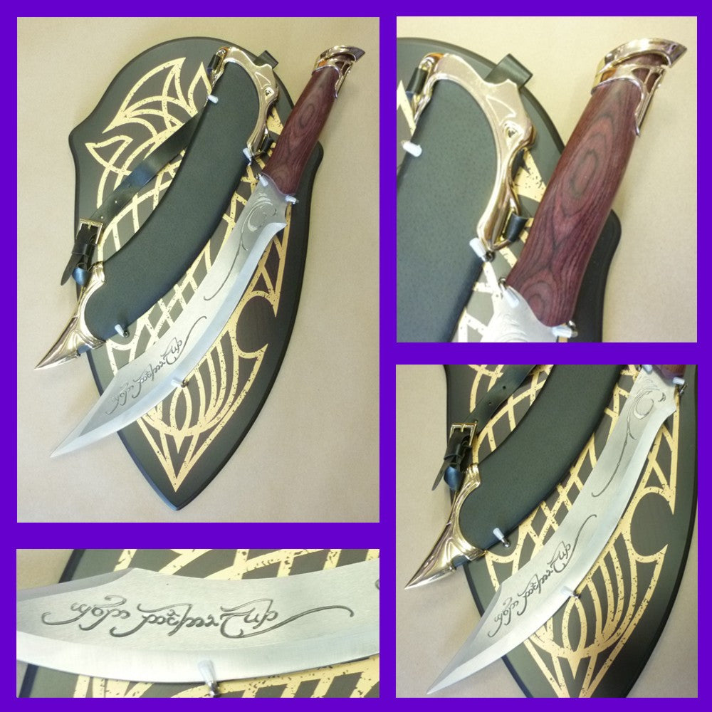 LOTR Replica Ranger Knife with Scabbard