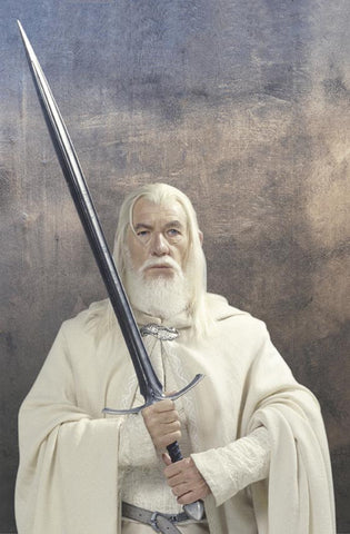 The Lord of the Rings Glamdring Sword of Gandalf, United Cutlery