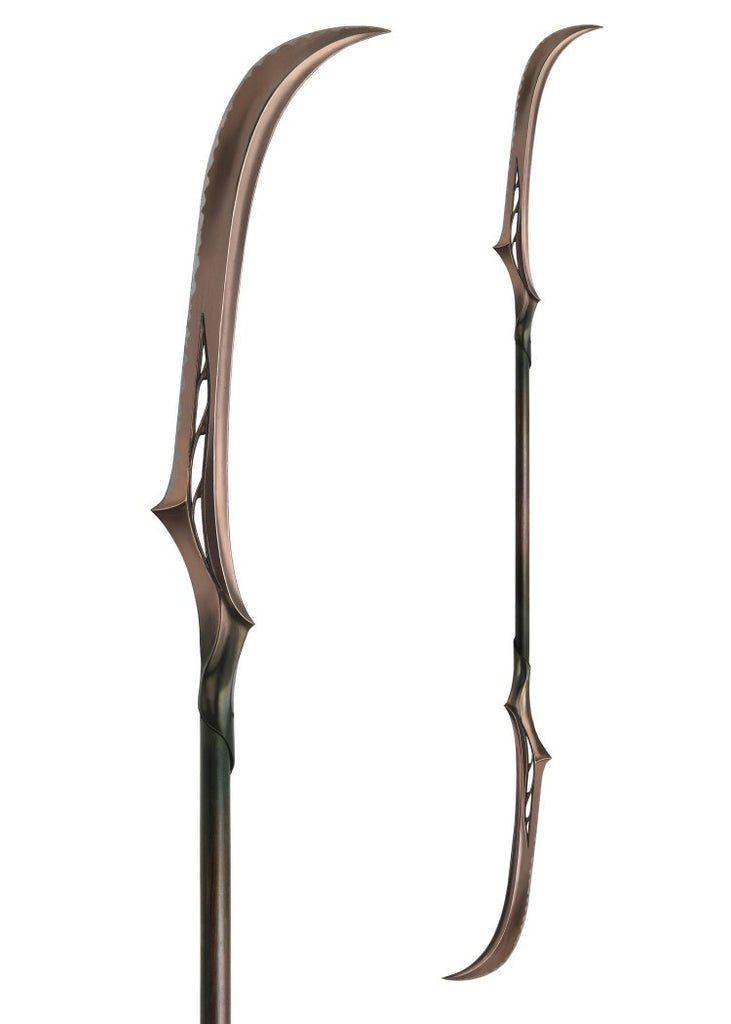 The Hobbit Mirkwood Double Bladed Polearm, United Cutlery