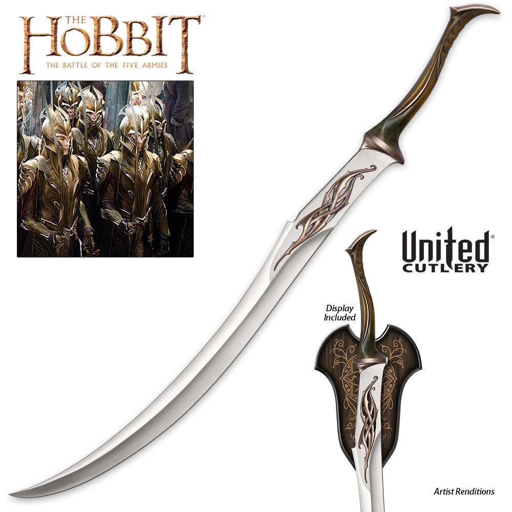The Hobbit Mirkwood Infantry Sword, United Cutlery
