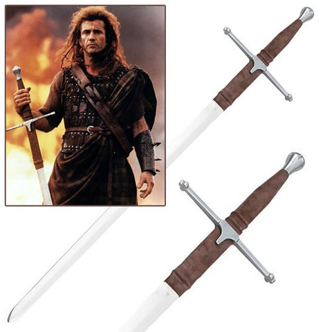 William Wallace Braveheart Sword