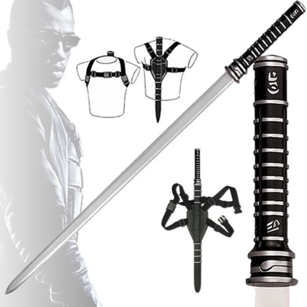 Blade Sword of the Daywalker Replica with Scabbard
