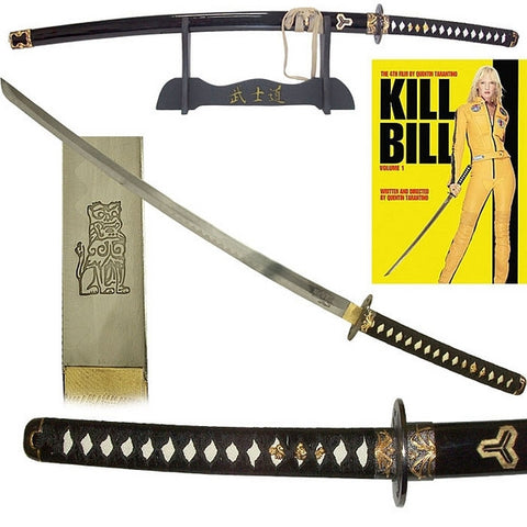 "Kill Bill ""Bride's"" Sword"