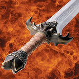 Conan The Barbarian Father's Sword