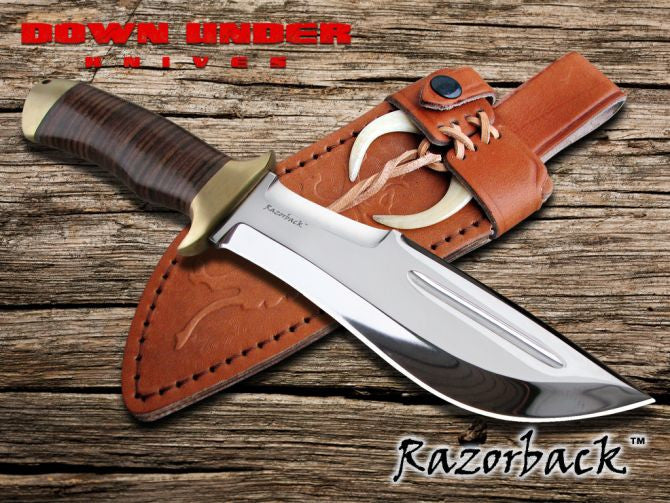 Down Under Knives Razorback