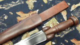 Early Dirk Scottish Ballock Knife Dagger Carbon Steel Live Blade