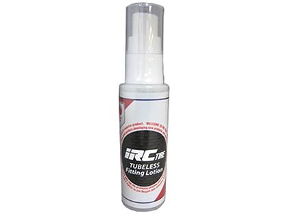 IRC Tubeless Tyre Fitting Lotion 50ml - alex's cycle