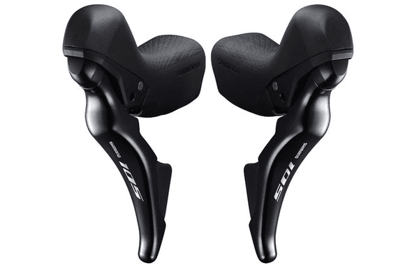 SHIMANO 105 ST-R7025 Dual Control for Hydraulic Disc Brakes -SHORT REACH- - alex's cycle