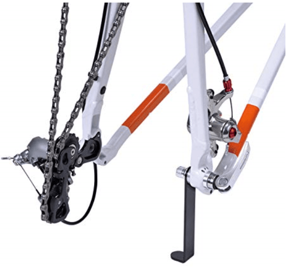 OSTRICH RINKO REAR END STAND for 12mm Thru axles - alex's cycle