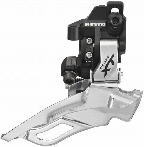 SHIMANO Deore XT FD-M781 Direct Mount - alex's cycle