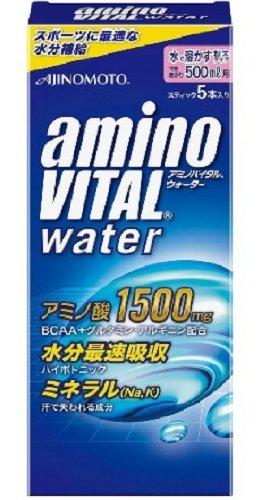 AJINOMOTO Amino Vital Water 5 Sticks for during exercise - alex's cycle