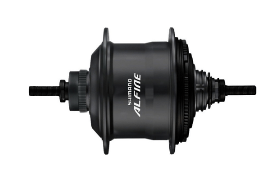 SHIMANO ALFINE SG-S7001- Internal Geared Rear Hub - CENTER LOCK - Disc Brake 11-speed - alex's cycle