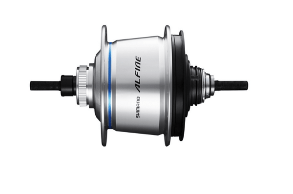 SHIMANO ALFINE DI2 SG-S7051-8 Internal Geared Hub Disc Brake 8-speed - alex's cycle