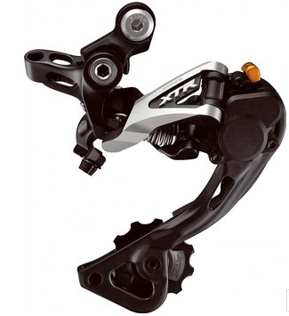 Shimano XTR RD-M986 Shadow Stabilizer 10s - alex's cycle