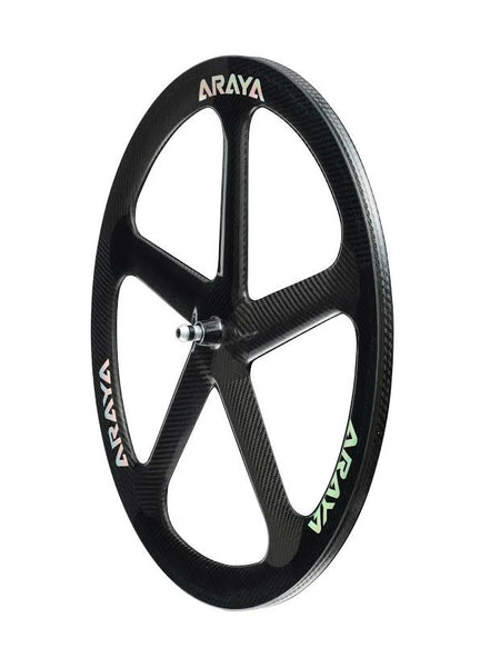 ARAYA Front 5 Spoke Disc Wheel AW F-015 - alex's cycle