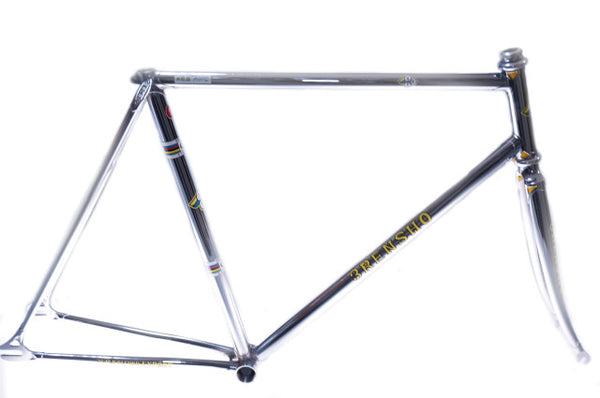 3RENSHO Chrome 560mm Track Frame - alex's cycle