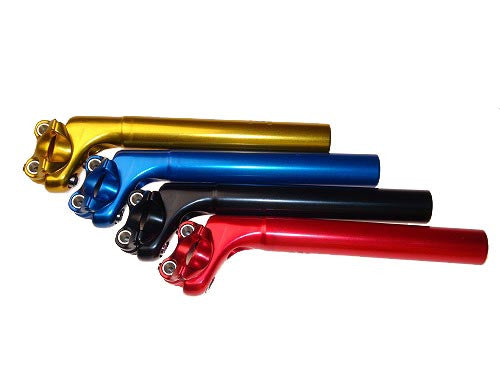 NITTO JAGUAR NJSP72  Anodized Seatpost - alex's cycle