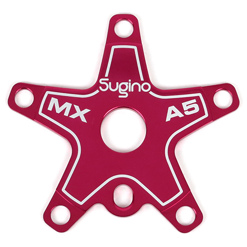 SUGINO OPC-A5 Spider for one-piece BMX crank - alex's cycle