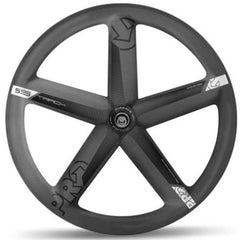 PRO Track 5-Spoke Carbon Tubular Wheel