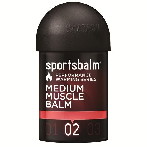 Sportsbalm Red 02 Medium Muscle Balm - alex's cycle