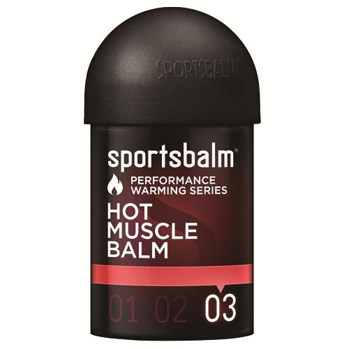 Sportsbalm Red 03 Hot Muscle Balm