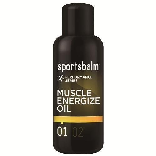 Sportsbalm Yellow 01 Muscle Energize Oil - alex's cycle