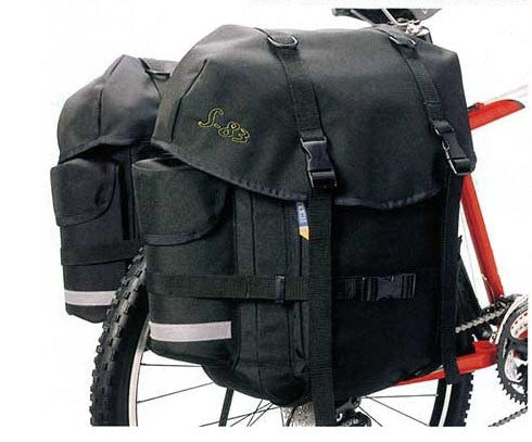 OSTRICH Rear Side Bags S-83 -pair - alex's cycle