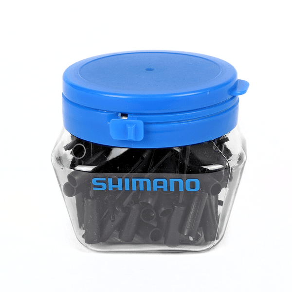 SHIMANO SP41 Outer Casing Housing Long Nose Ferrules Box of 100 - alex's cycle