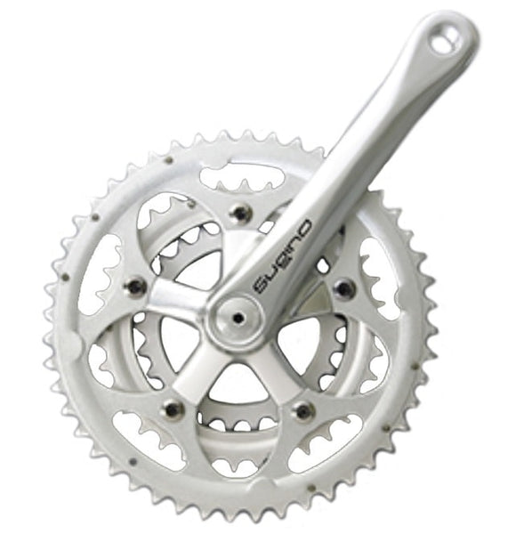 SUGINO ALPINA2 Triple Crankset - alex's cycle