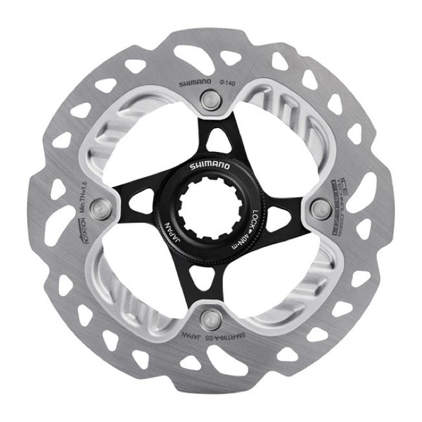 SHIMANO XTR / SAINT SM-RT99ASS 140mm C/L Disc Brake Rotor - alex's cycle
