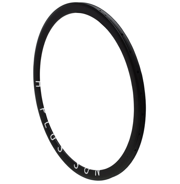 H PLUS SON 35mm aero alloy deep tubular rim 700c