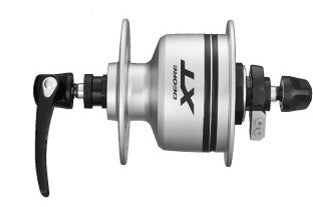 SHIMANO DEORE XT Trekking  DH-T780 6V-3.0W hub dynamos for V-Brake - alex's cycle