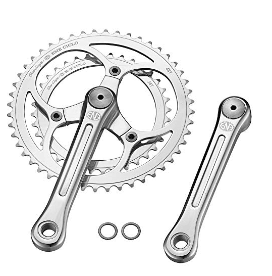 ENE CICLO CHAIN WHEEL DOUBLE - alex's cycle