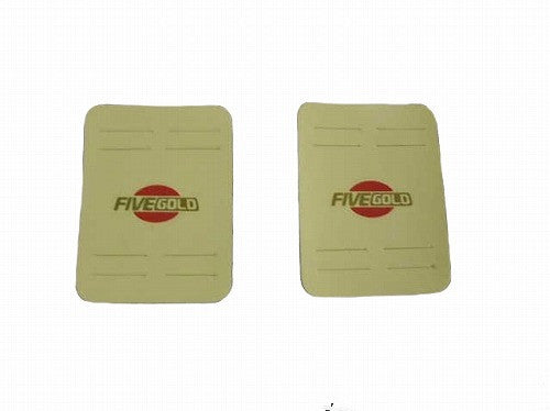 NOS KASHIMAX Toe Strap Pads for double strap -pair - alex's cycle