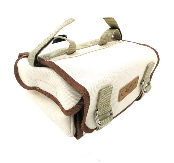 OSTRICH SP-731 Canvas Saddle Bag - alex's cycle