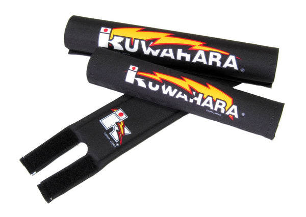 KUWAHARA Lightning Pad Set -For straight bar - alex's cycle