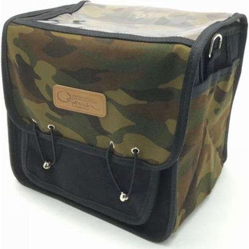 OSTRICH Camouflage Front Bag F-104 - alex's cycle