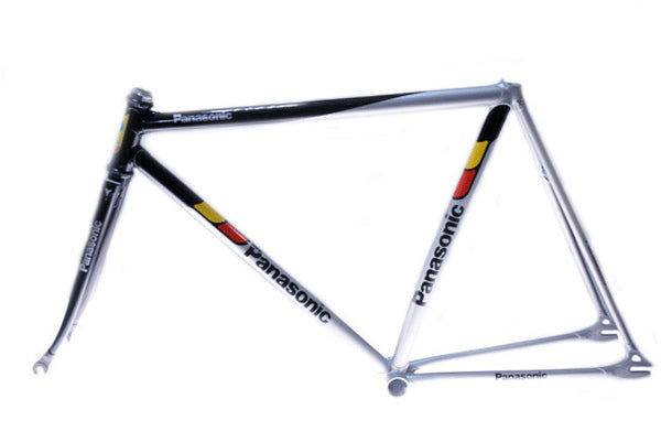 Panasonic Racing Color 520mm Track Pursuit Frame – exhibition model-